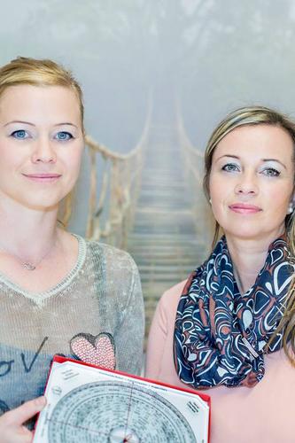 Andrea und Ursula Schwarz